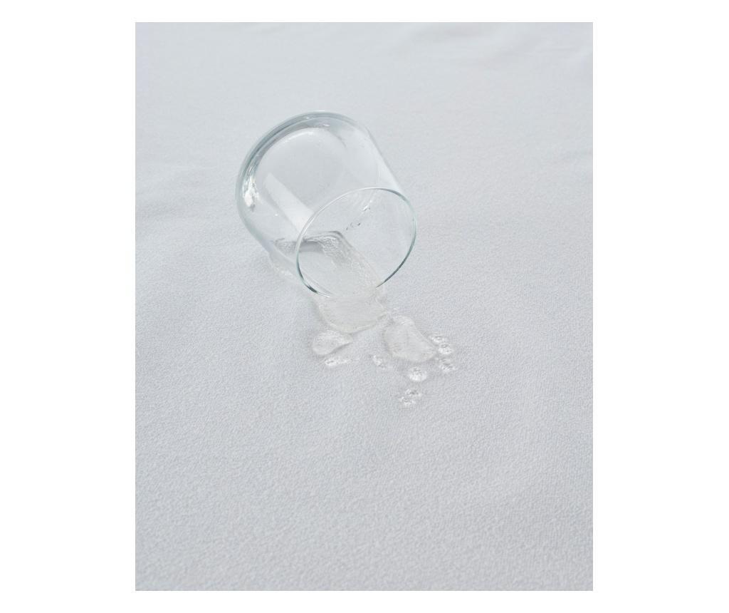 Protectie impermeabila pentru saltea Zipper 120x190 cm