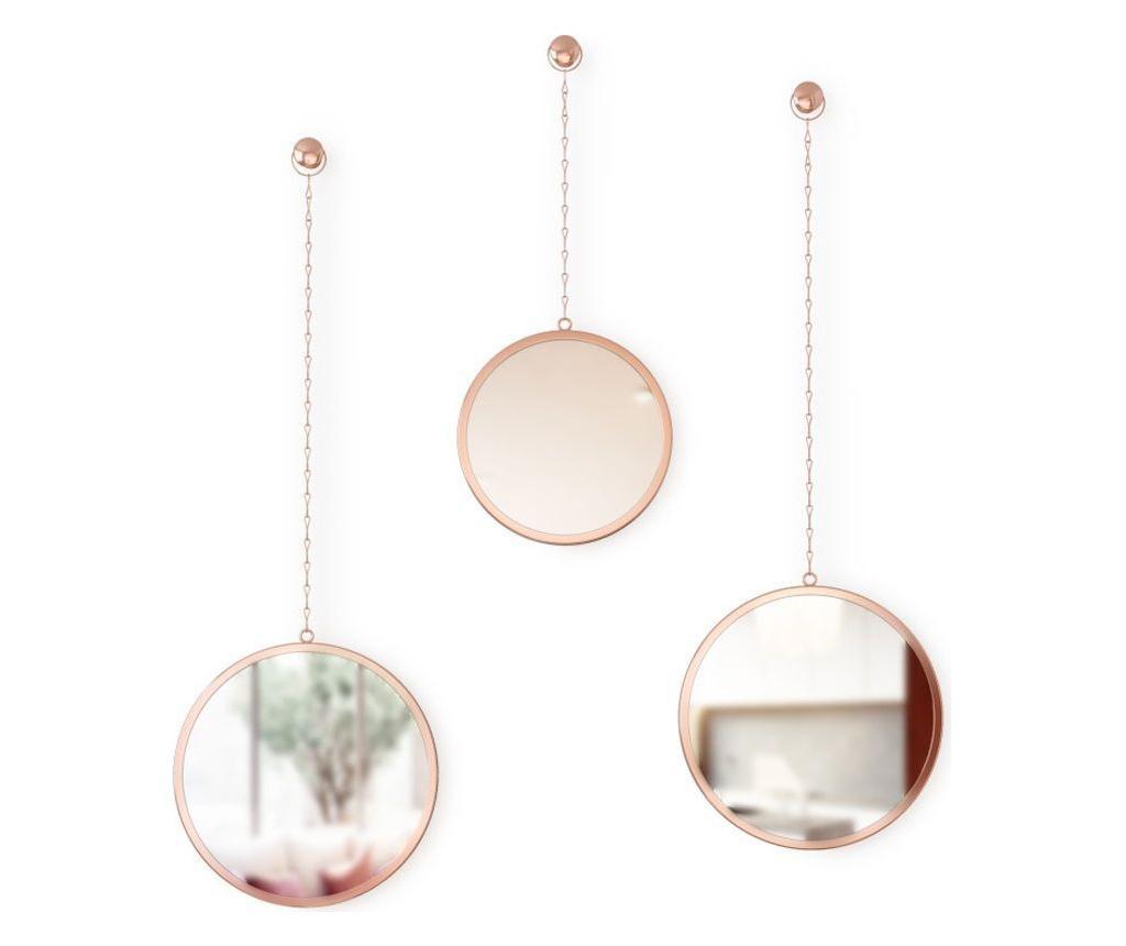 Set 3 ogledal