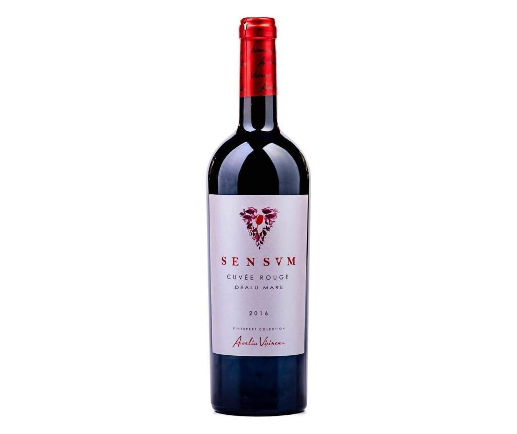 Vin rosu Aurelia Visinescu Sensum Cuvee Rouge 750 ml