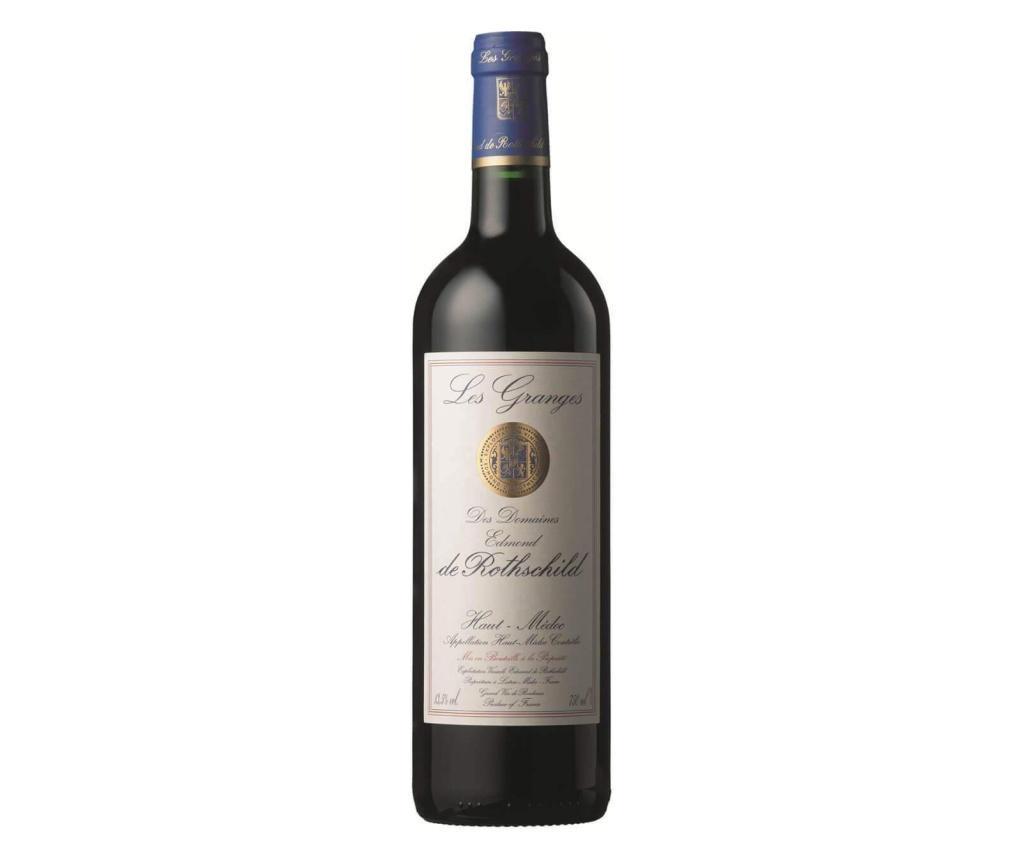 Vin rosu Baron Edmond de Rothschild Les Granges 750 ml