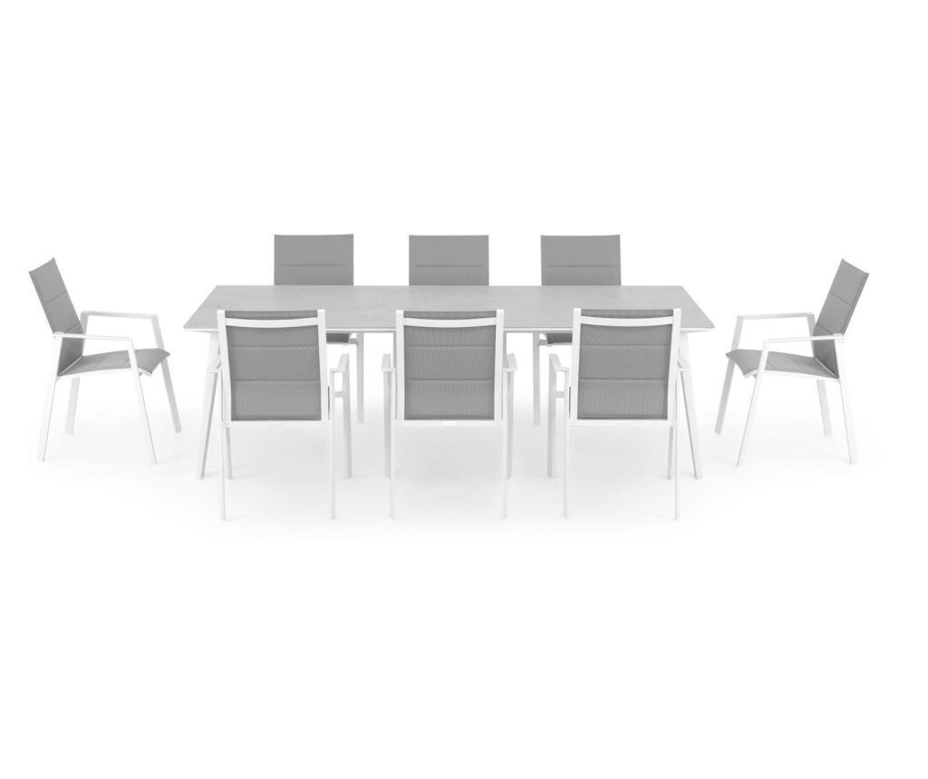 Conical 8 db Kültéri szék és asztal
