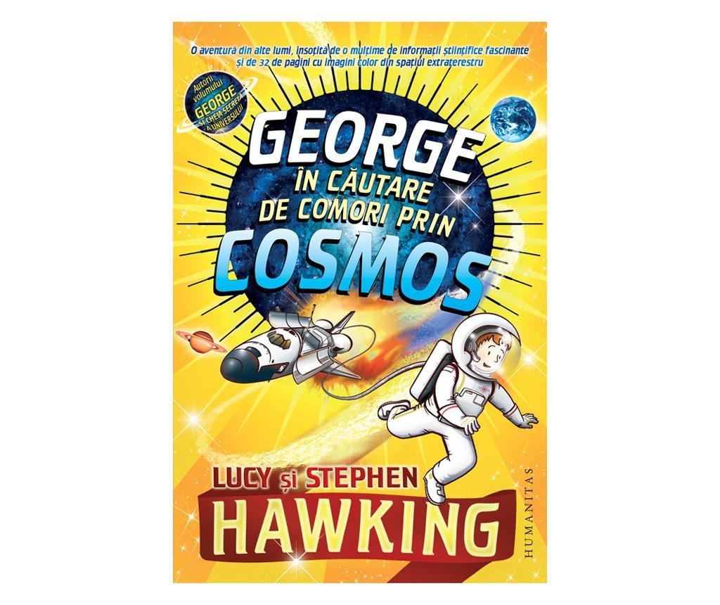 Carte George in cautare de comori prin Cosmos