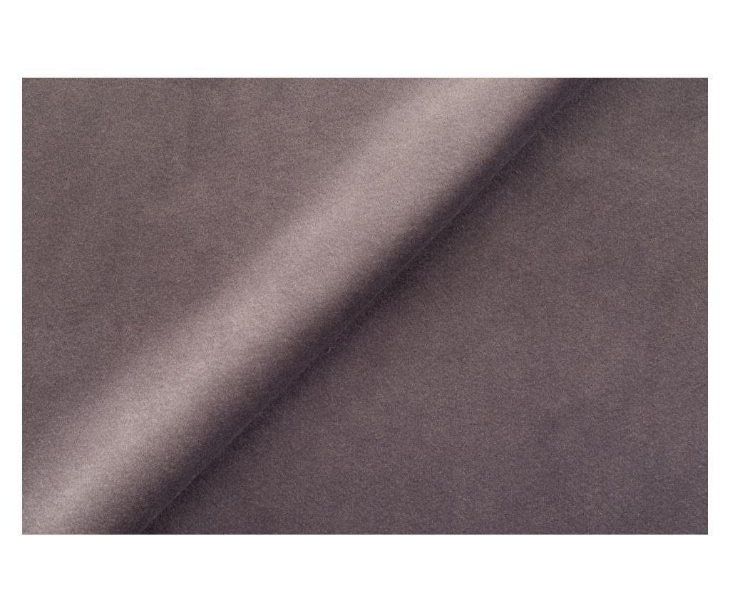 Základňa matraca a čelo postele Madison Grey 180x200 cm