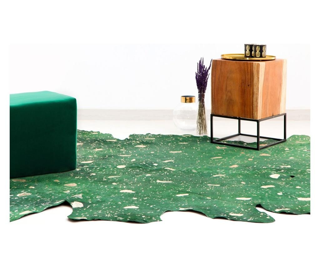 Fabienne Flaschen Green Gold Szőnyeg 120x190 cm