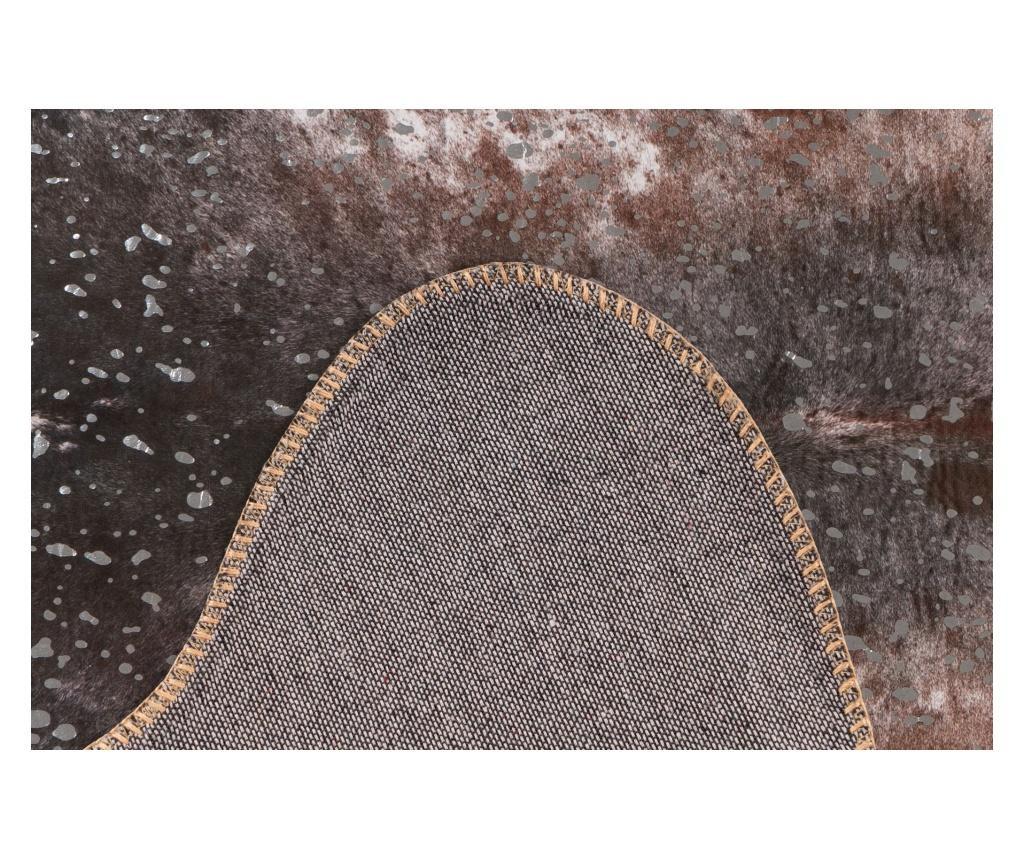 Vaquilla  Brown Creme Szőnyeg 160x220 cm