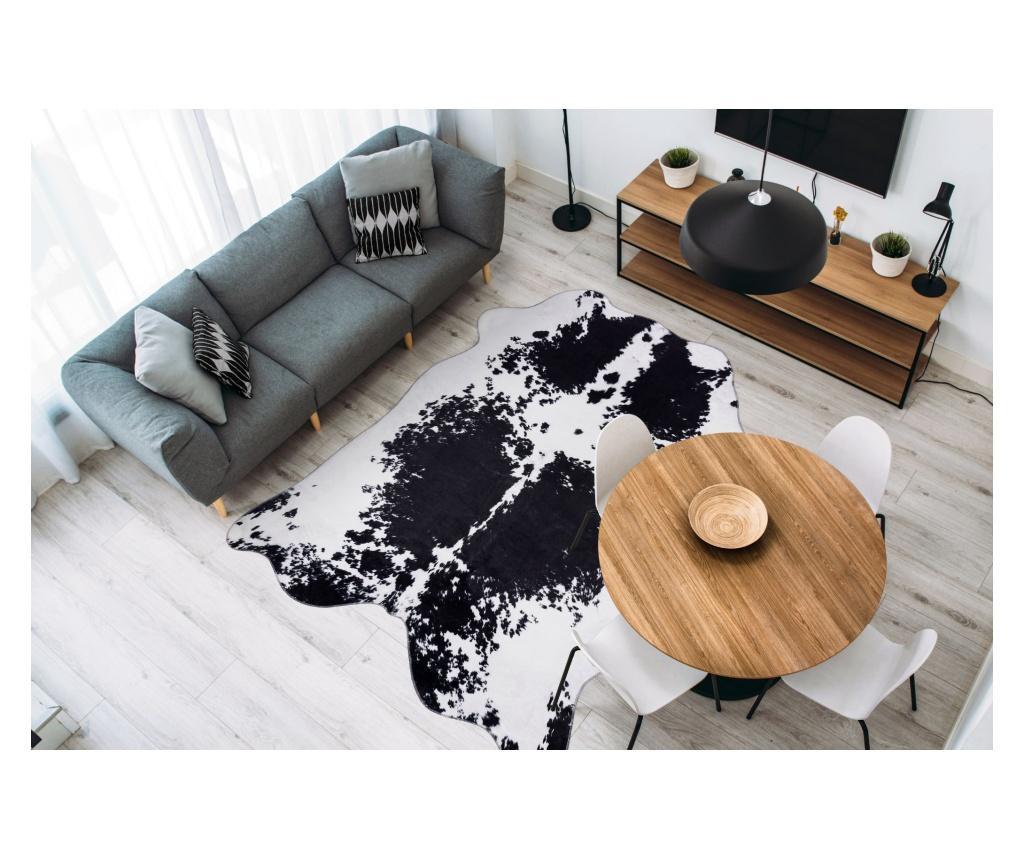 Vaquilla Black Szőnyeg 160x220 cm