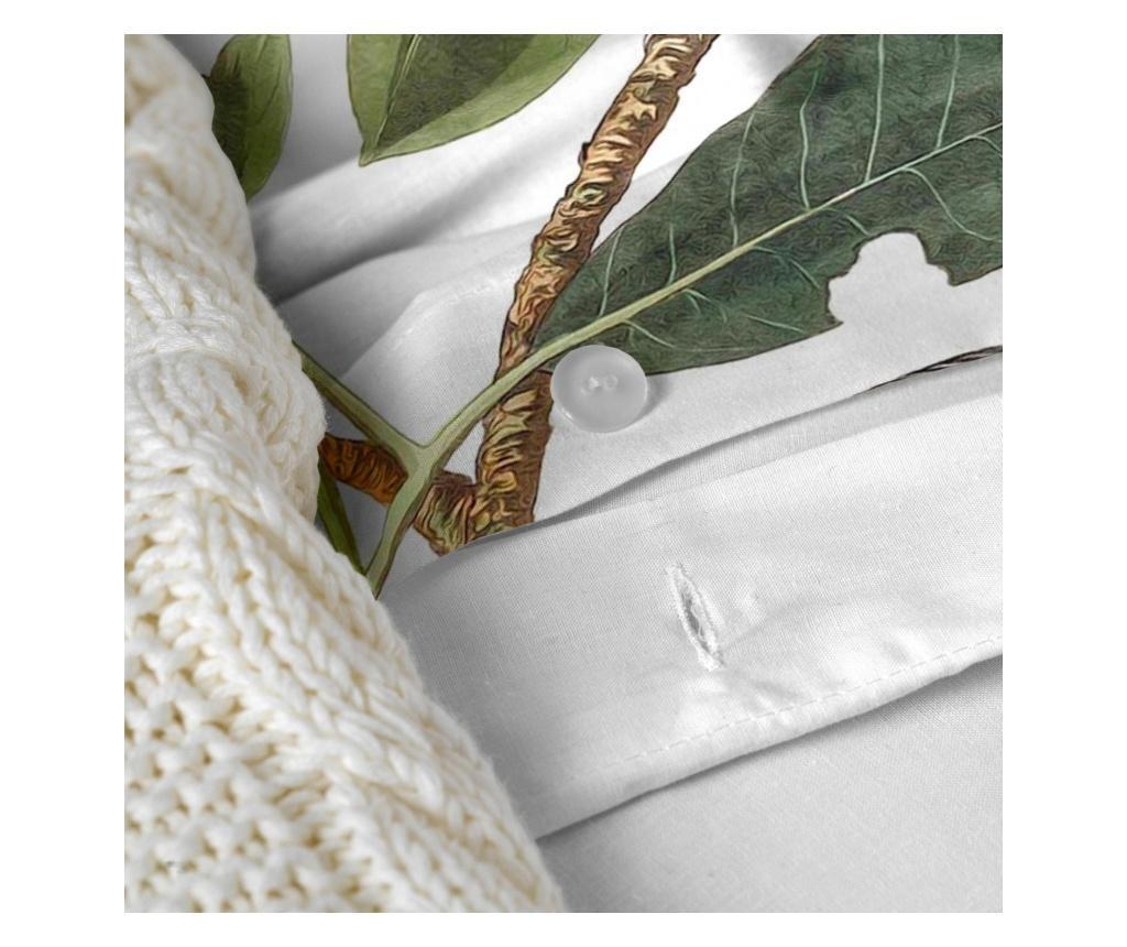 Prevleka za prešito odejo Blooming 140x200 cm