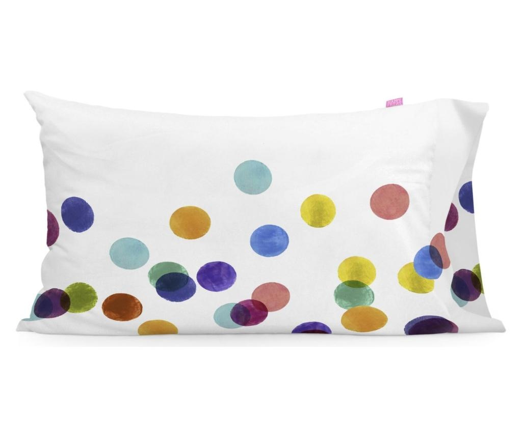 Set 2 jastučnice Confetti 50x75 cm