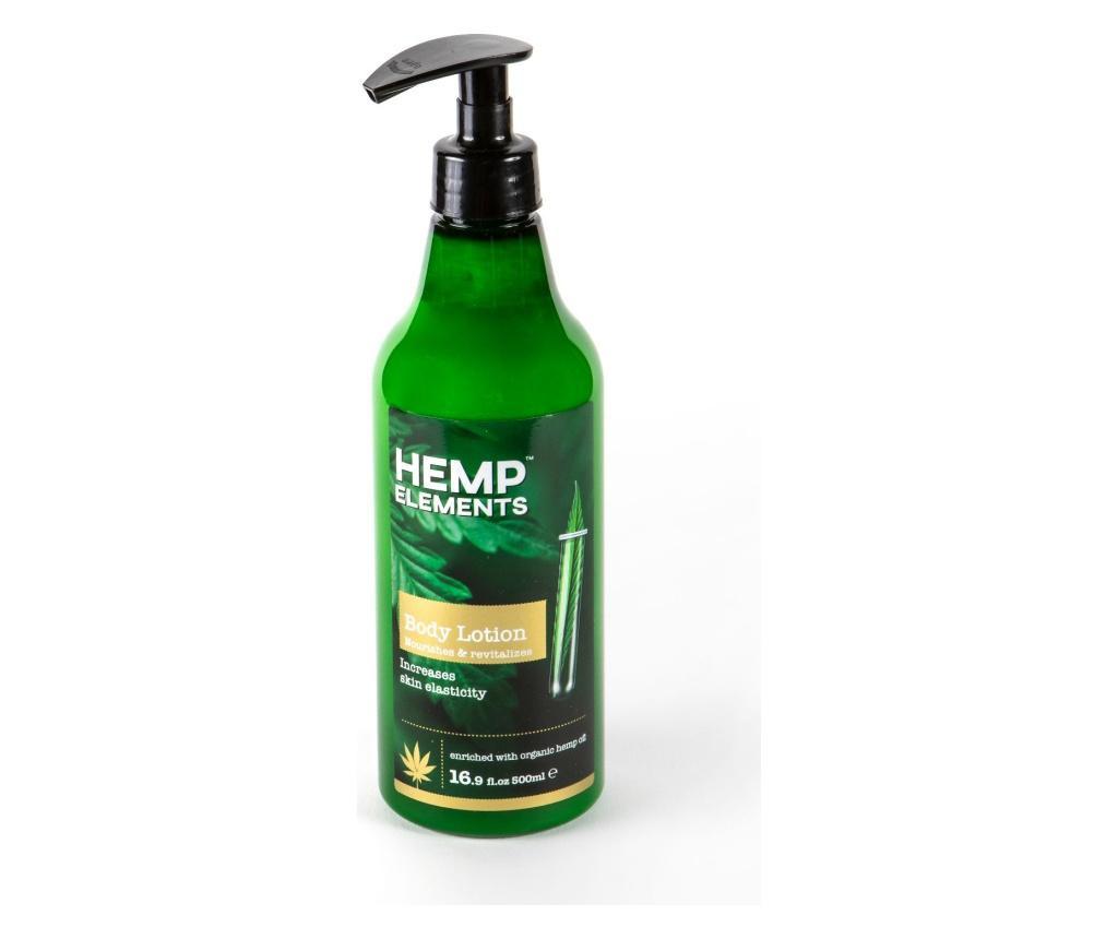 Hemp Elements Testápoló 500 ml