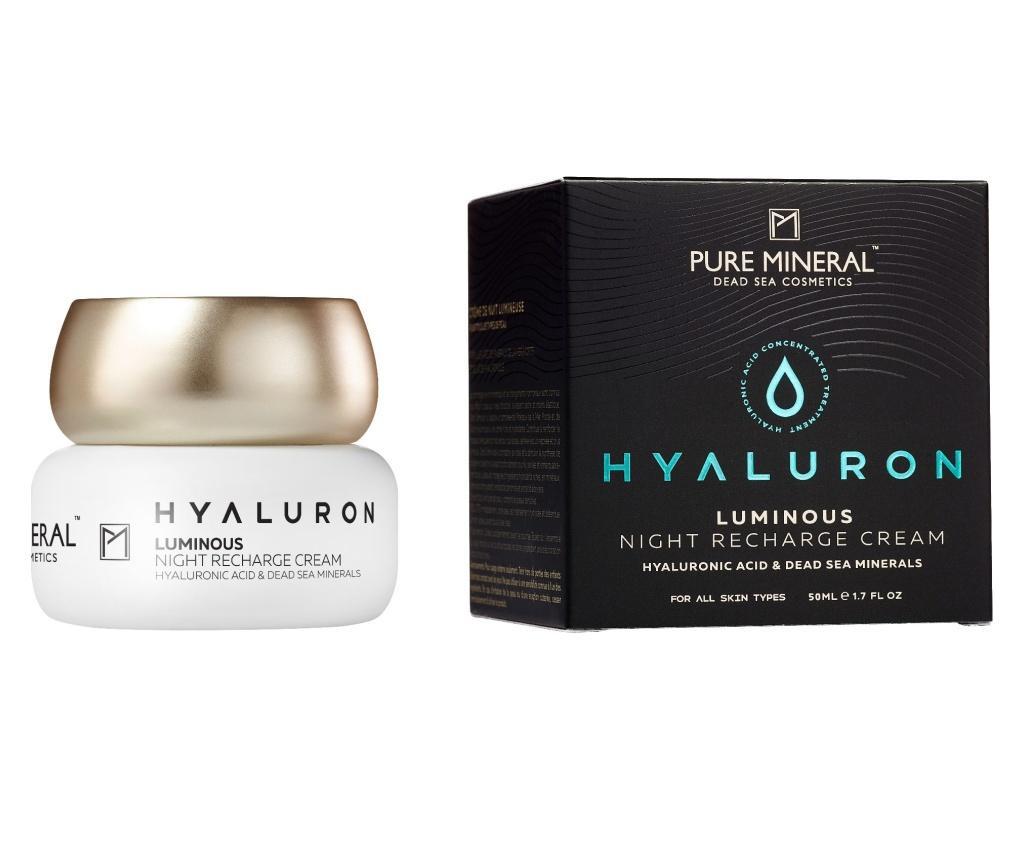 Hyaluron Éjszakai feltöltő krém 50 ml