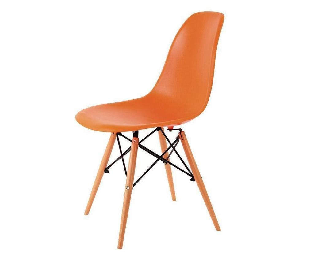 Krzesło Lombardo Me Orange