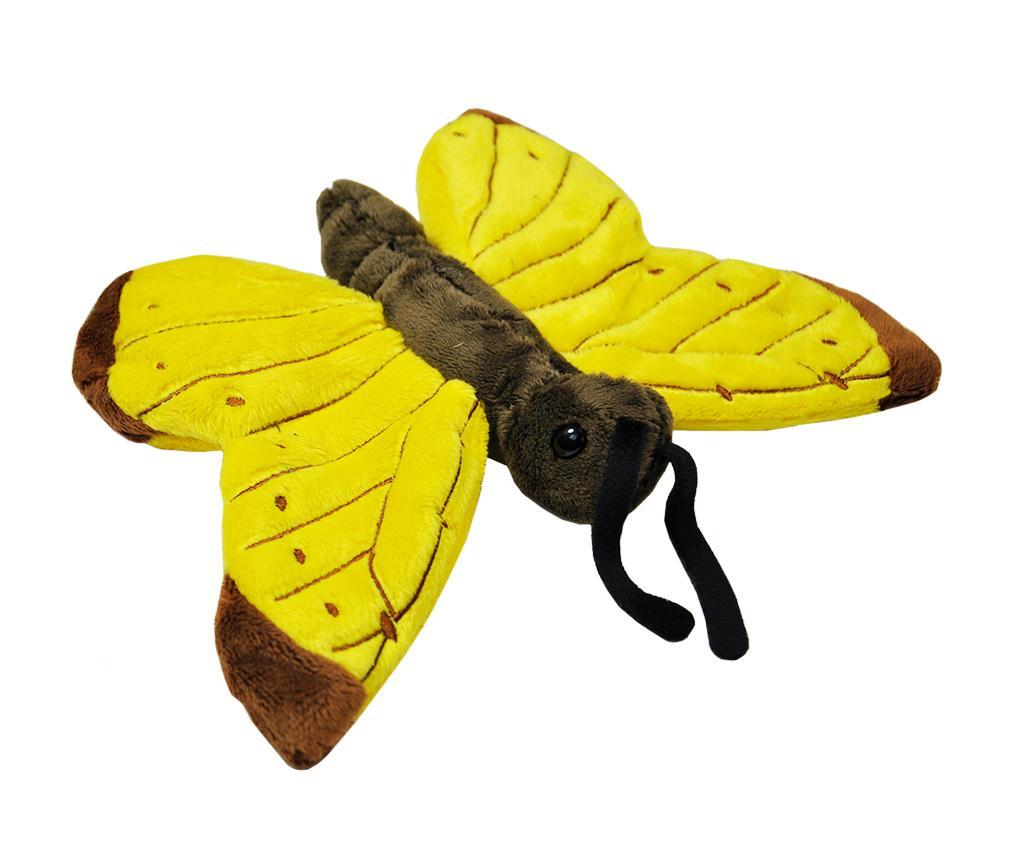 Zabawka pluszowa Butterfly Yellow